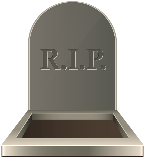 Tombstone clipart transparent RIP Halloween Clip Tombstone Clip