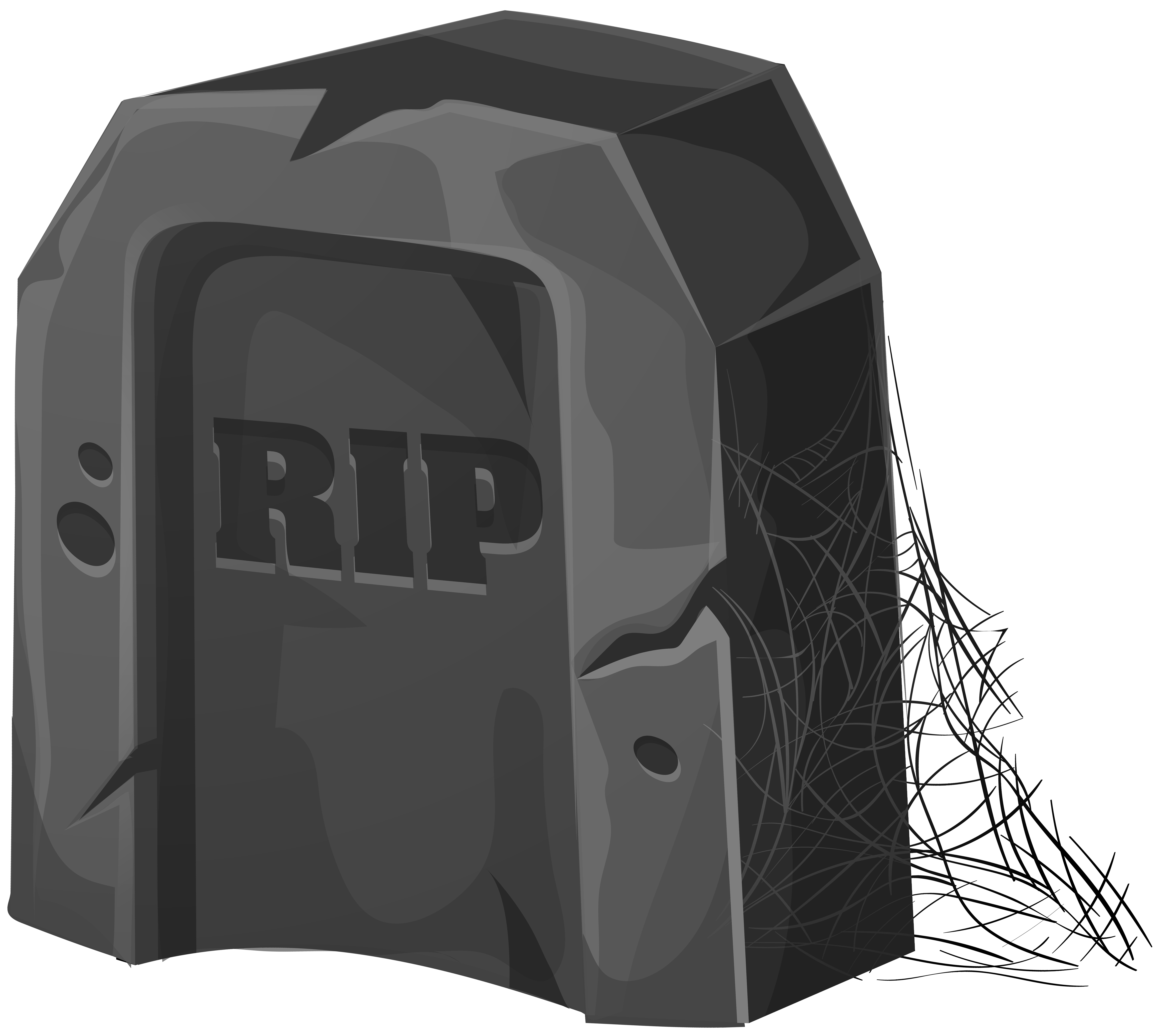 Tombstone clipart transparent Full View PNG size Gallery