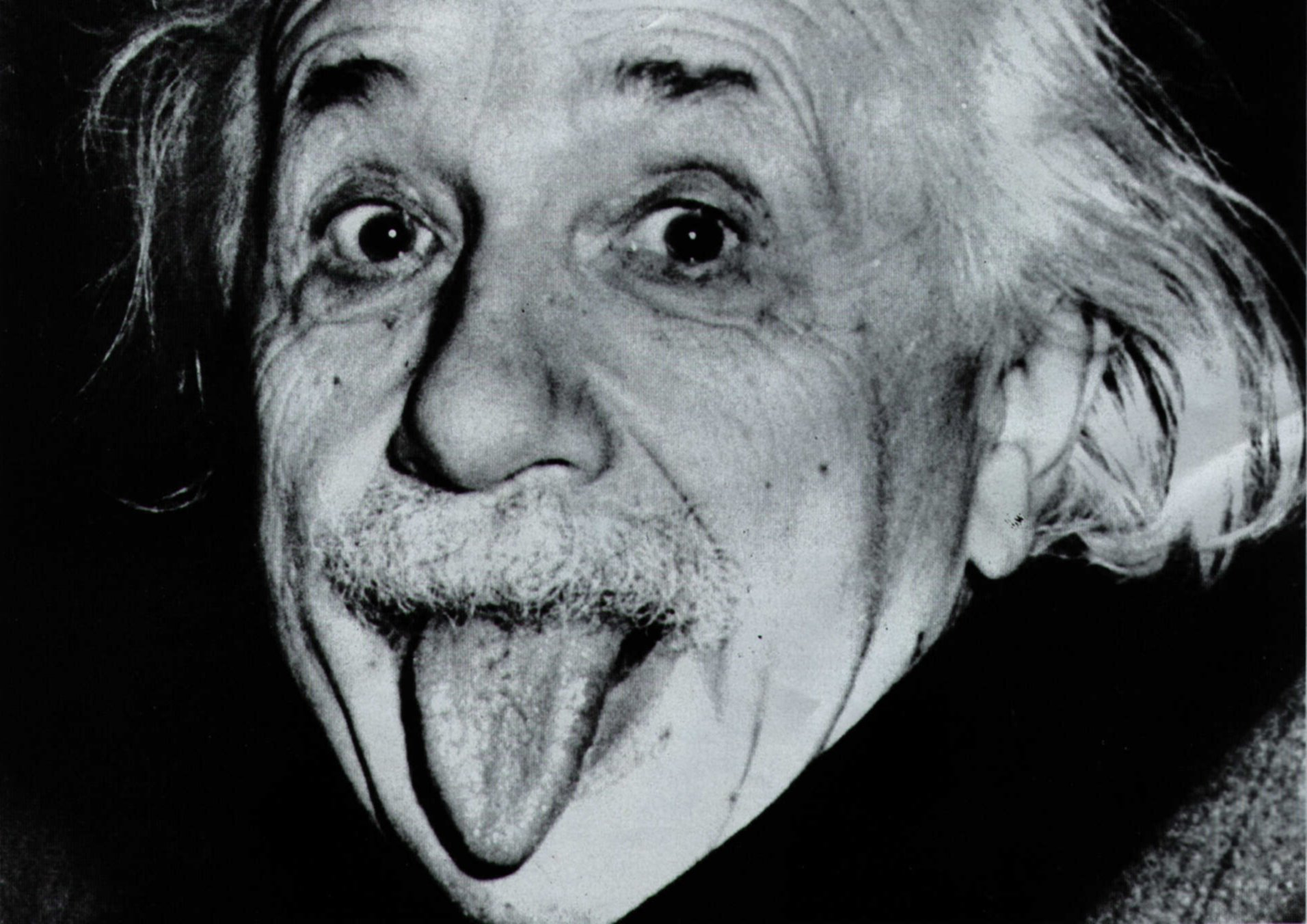 Tongue clipart einstein #14