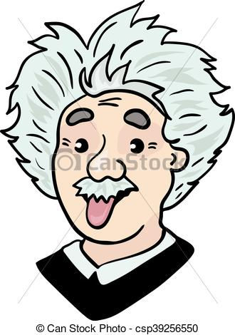 Tongue clipart einstein #11