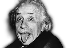 Tongue clipart einstein #3
