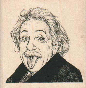 Tongue clipart einstein #8
