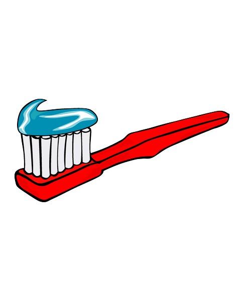 Yellow clipart toothbrush Toothbrush Clipart toothbrush com photo