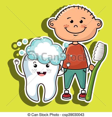 Toothbrush clipart big #6