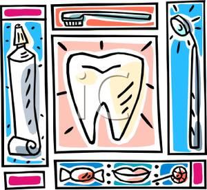 Toothbrush clipart big #7