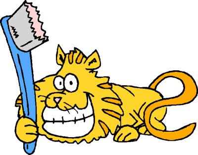 Toothbrush clipart big #5