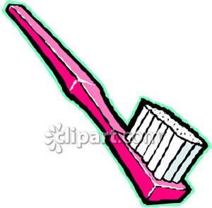 Toothbrush clipart big #4