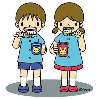 Teeth clipart dentista Infantil Rotina A Educação Clipart