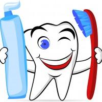 Toothbrush clipart cavity #3