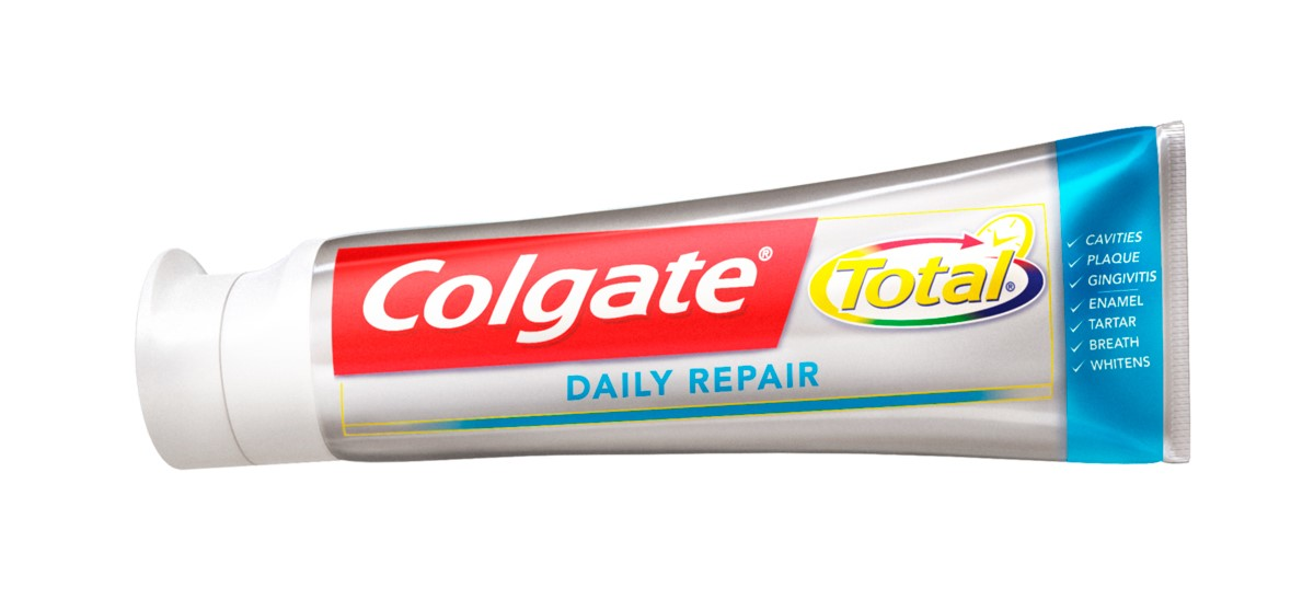 Toothbrush clipart colgate toothpaste #1