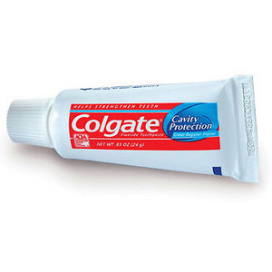 Toothbrush clipart colgate toothpaste #5