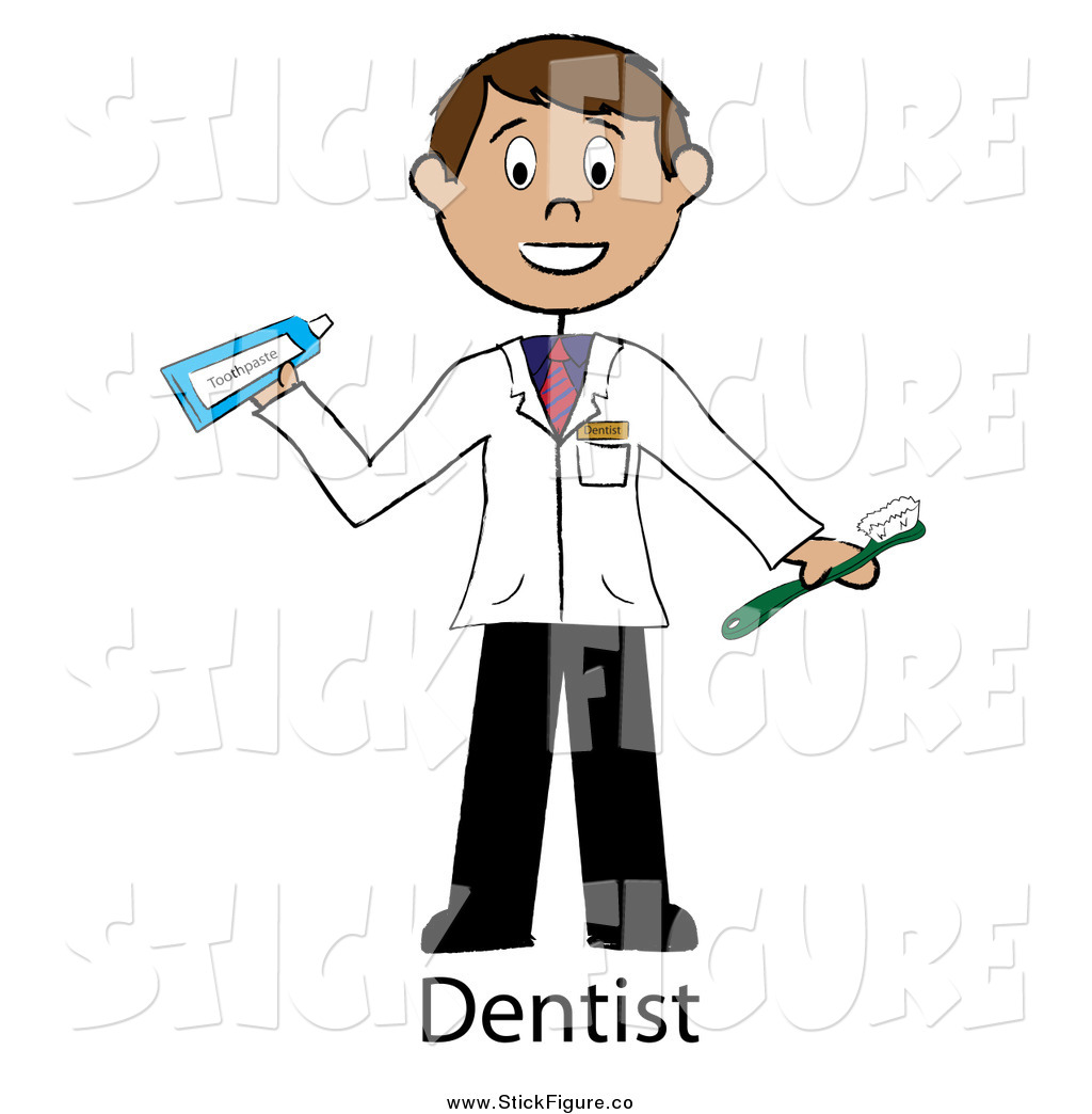 Toothbrush clipart dental care #5