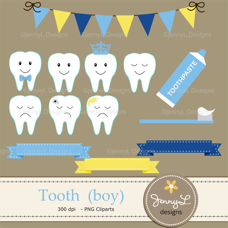Toothbrush clipart dental care #14