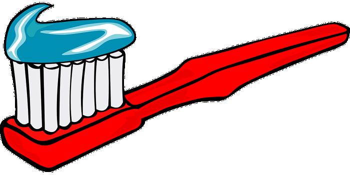 Toothbrush clipart nag #12