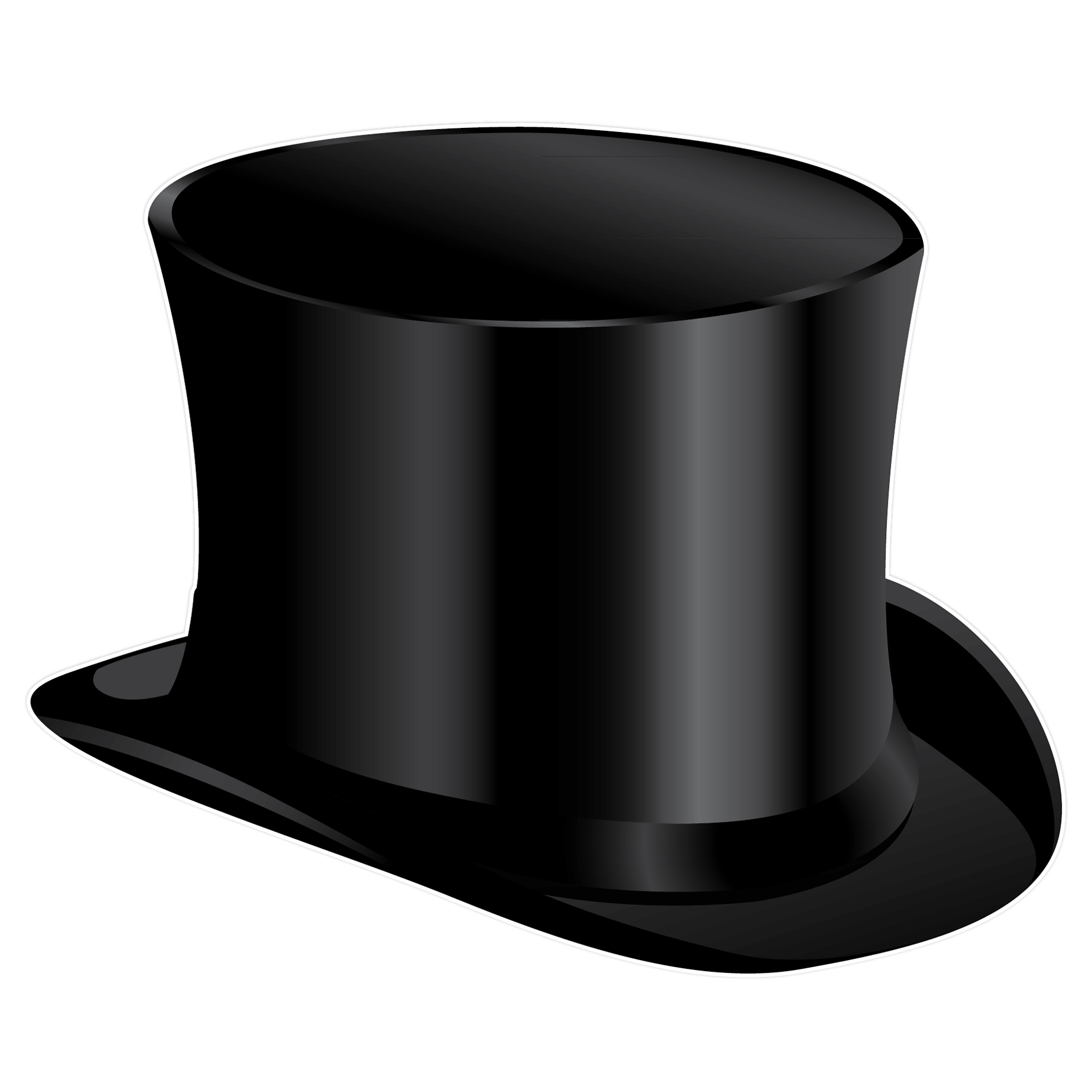 Top Hat clipart & Hat Images Hat Clipartner