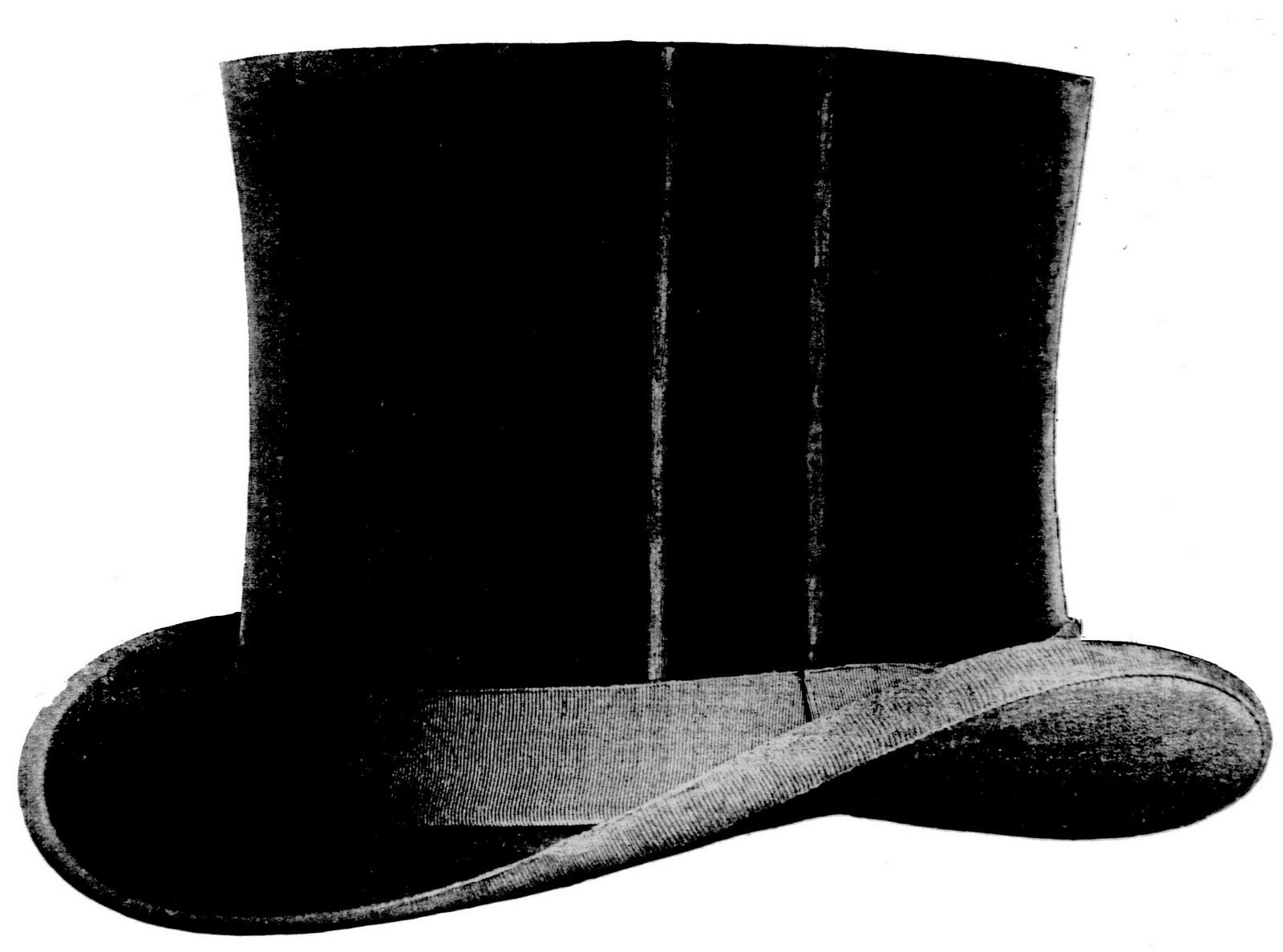 Drawn top hat clip art Awesome Clip Free Top The