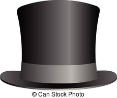 Top Hat clipart yellow Isolated Clip Top white royalty