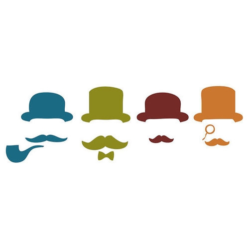 Bow Tie clipart derby hat Bowler pipe  hat hat