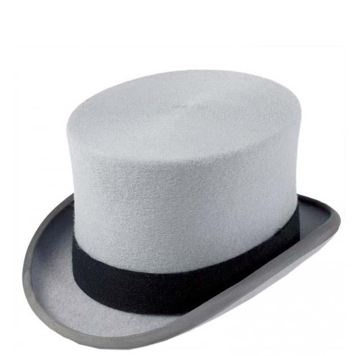 Top Hat clipart grey CLOTHING Henry :: Hat