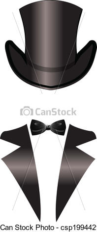 Top Hat clipart illustration Search AND AND  EPS