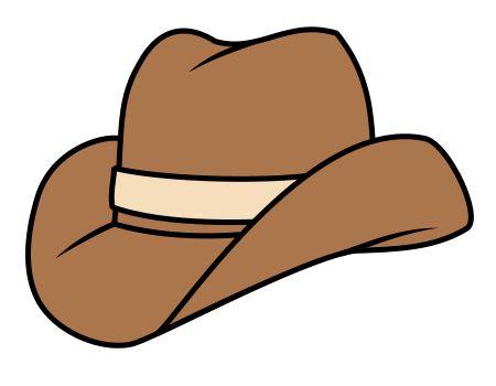 Wild West clipart cap #3
