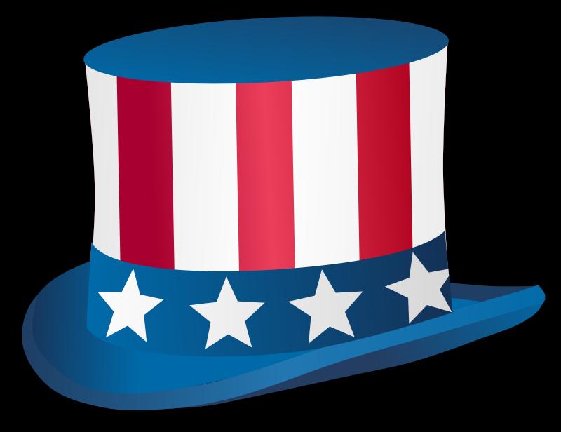 Wizard clipart hat clip art Patriotic Cliparting Patriotic Free clipart