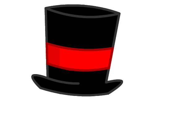 Top Hat clipart transparent Top Image by powered Top