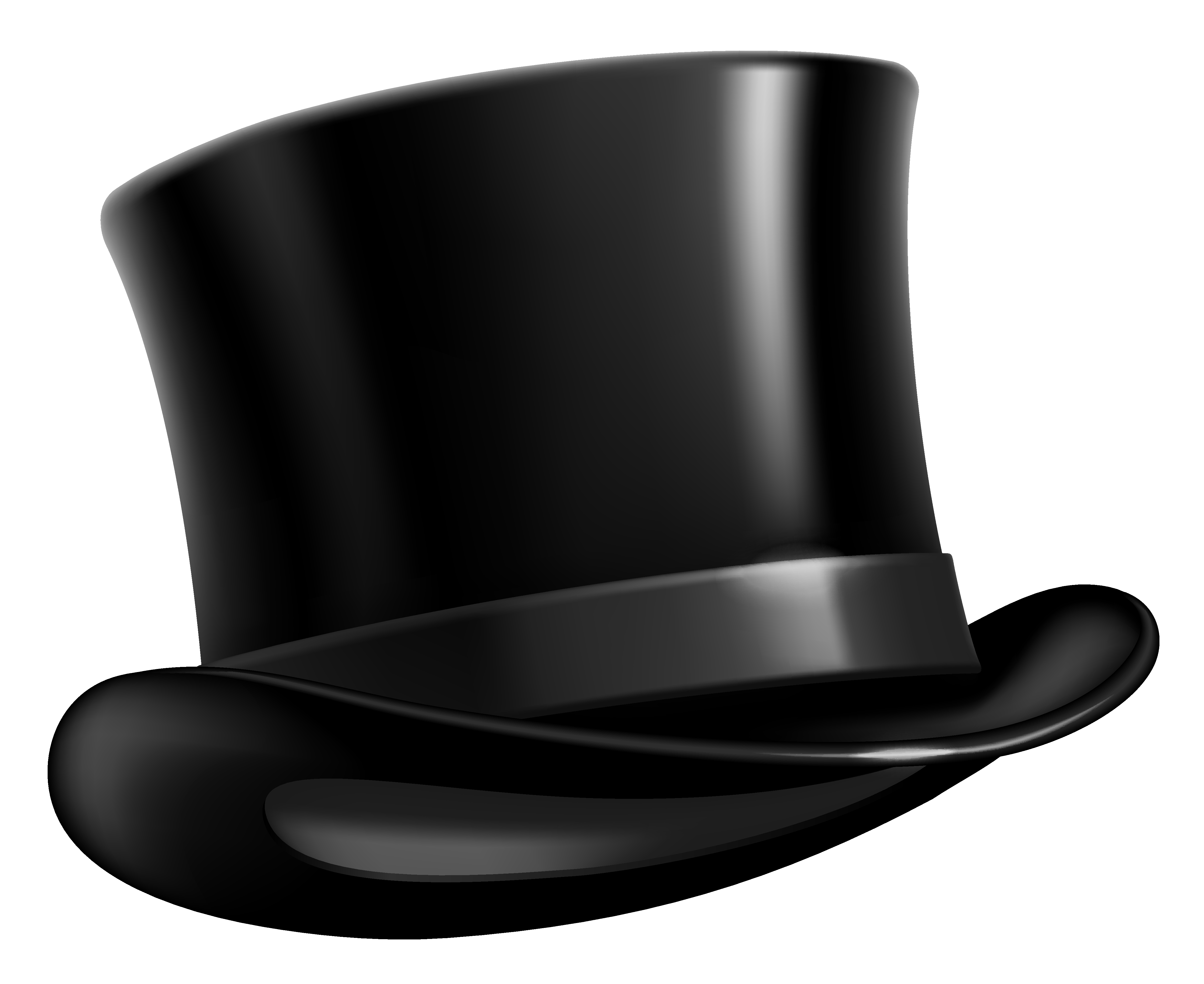 Top Hat clipart transparent Topper Image All File PNG