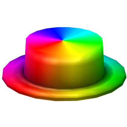 Top Hat clipart yellow Rainbow Top Hat ROBLOX Leprechaun's