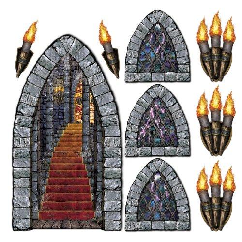 Torch clipart castle Party Amazon Accessory Props com:
