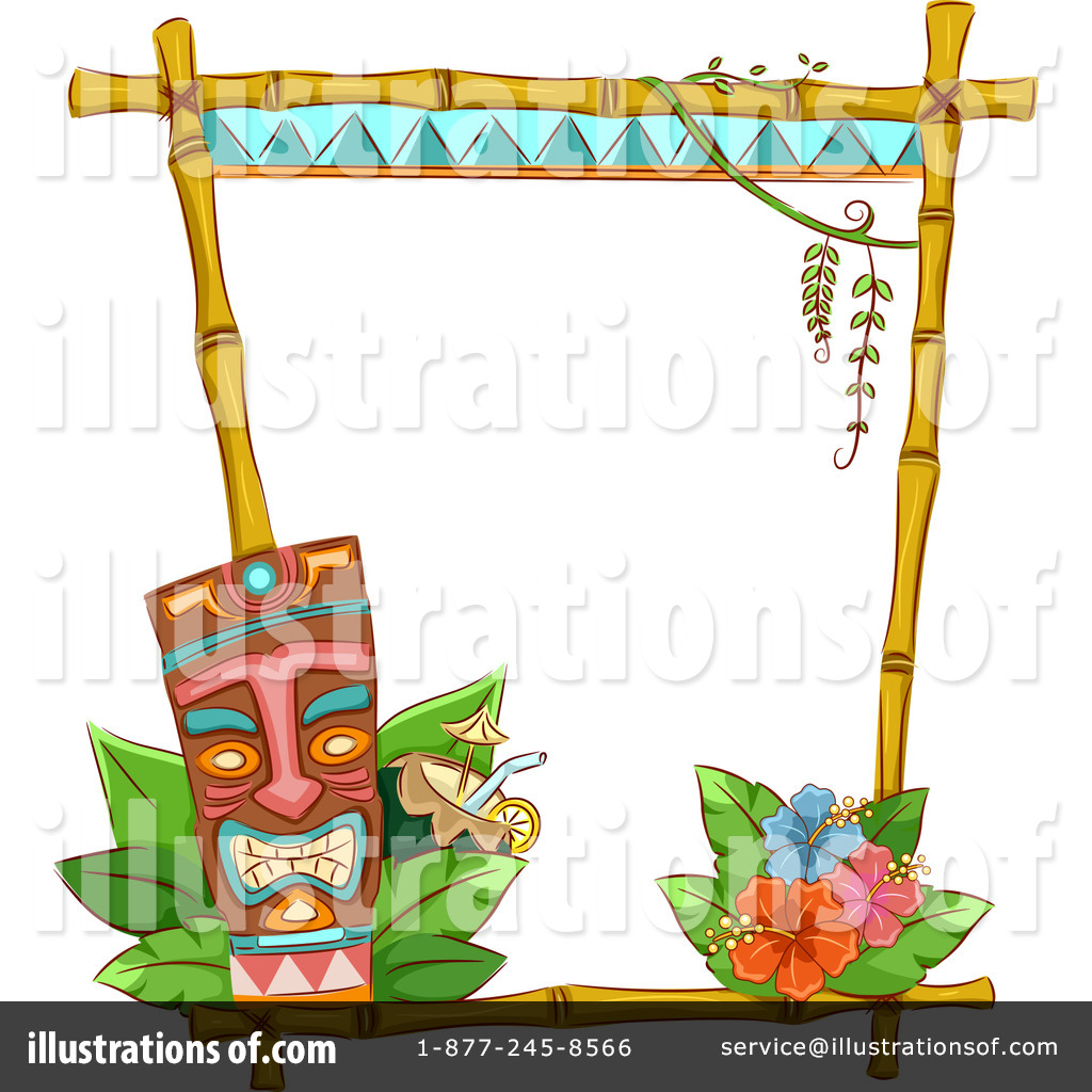 Torch clipart hawaii Studio Royalty Free Hawaiian Illustration
