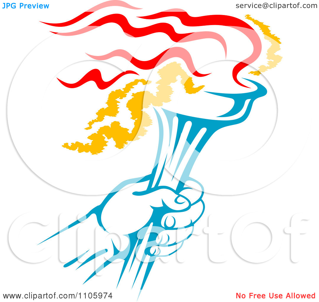 Torch clipart sportsfest Clipart Clipart China 3Jymtp cps
