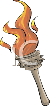 Torch clipart survivor Free clipart images collection Torch