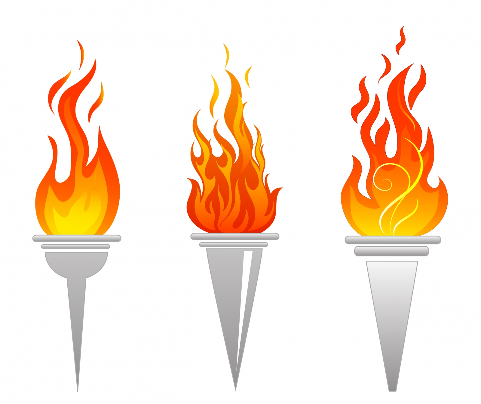 Torch clipart torch flame Vectors · torch art Download