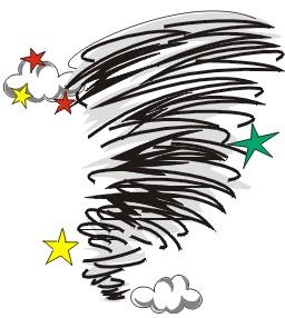Tornado clipart Clipart Tornado free images com