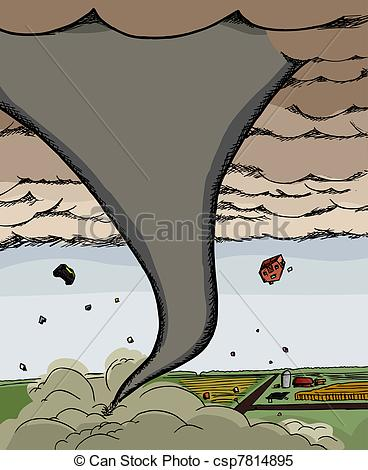 Wizard Of Oz clipart twister Tornado free Powerful of clipart