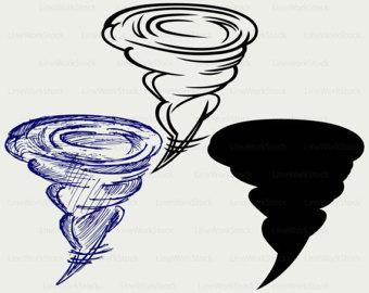 Tornado clipart moves Clipart svg tornado svg cut