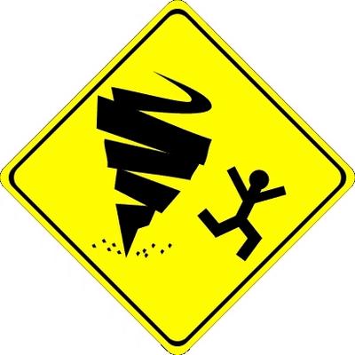 Tornado clipart symbol Tornado of Animated forecastlor