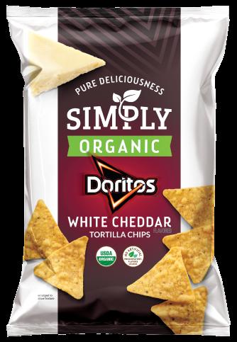 Tortilla clipart dorito Simply Organic Veggie White DORITOS®