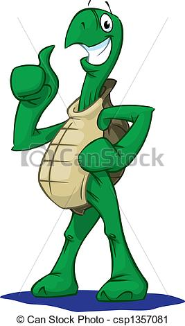 Tortoise clipart thumbs up #1