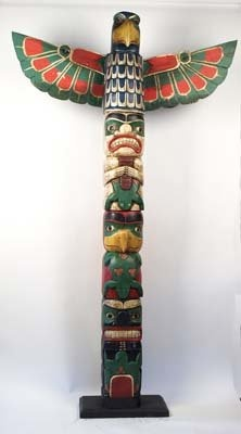 Totem Pole clipart cherokee Totem Coast images Totem about