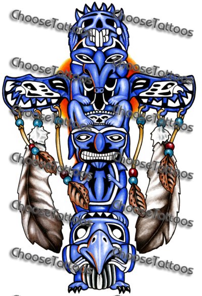 Totem Pole clipart cherokee And Mais … Pinteres… A