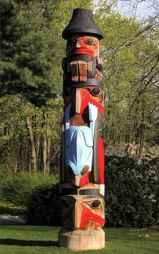 Totem Pole clipart chinook Poles images on Totem Totem