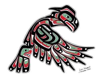 Totem Pole clipart eagle Index Eagle