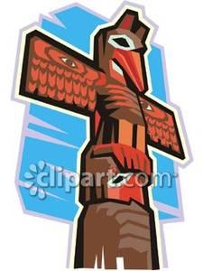 Totem Pole clipart eagle Pole Clipart Eagle Clipart Free