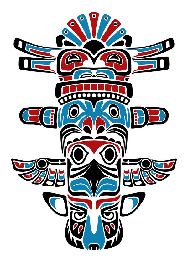 Totem Pole clipart haida Search design n Google graphic
