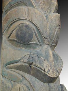 Totem Pole clipart inca Coloring mayan page de ouest