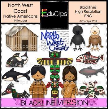 Totem Pole clipart kid Kids Coast People the Art