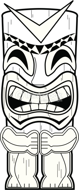 Totem Pole clipart kwakiutl How to Coloring Pole more