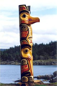 Totem Pole clipart makah American Indian (formally Native Gwail